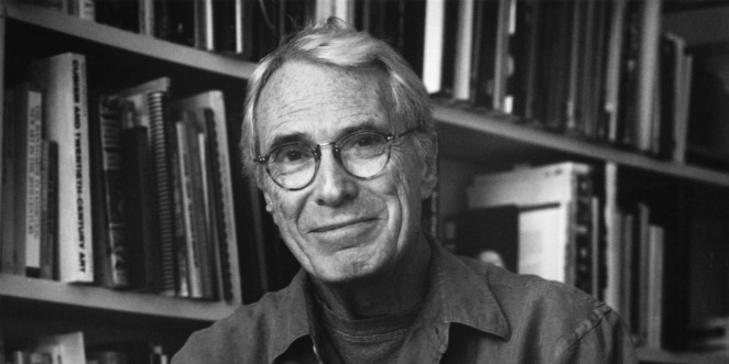 Portrait Of Mark Strand